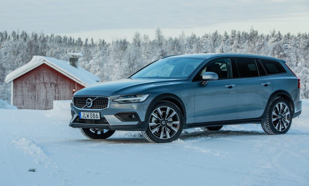 Volvo V60 Cross Country, foto Petra Doležalová